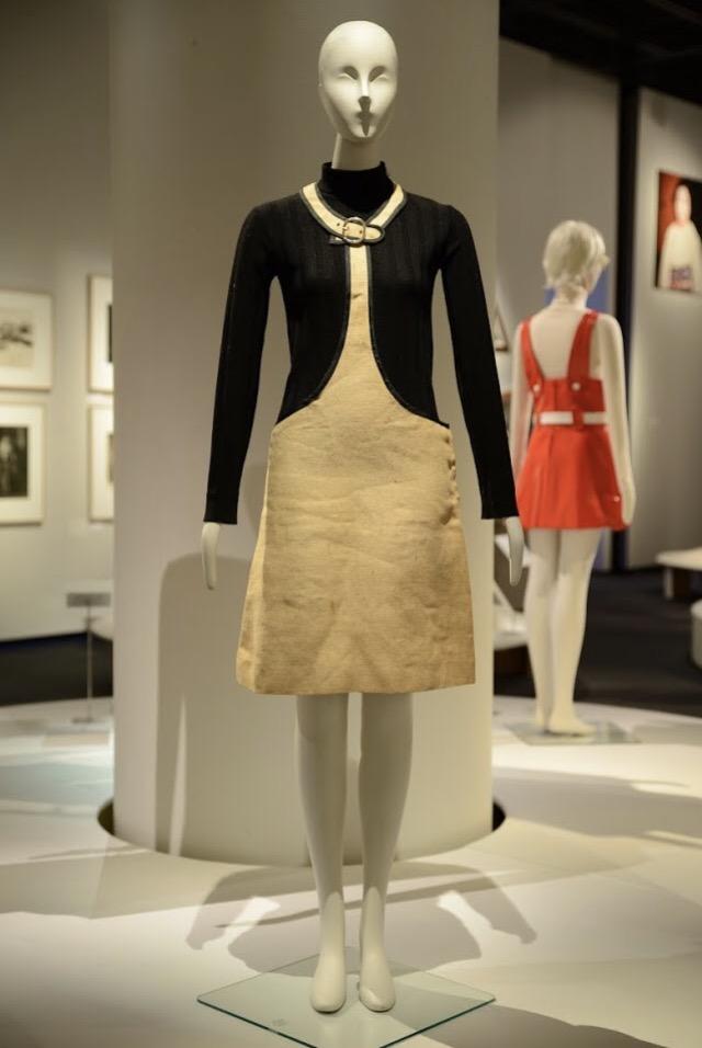 Платье Mary Quant 1964-1965 гг.