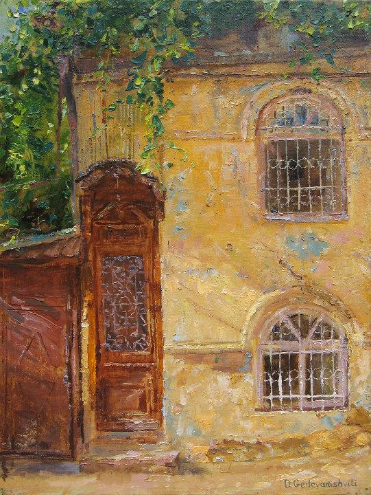 """Давид Гедеванишвили """"Summer"""" (""""Лето""""), 2008"""